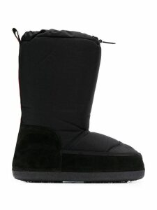Dsquared2 drawstring snow boots - Black