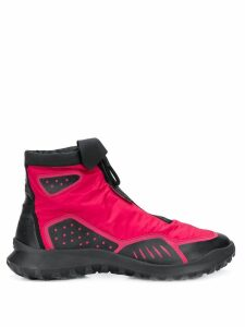 Camper Lab zip-up boots - Pink