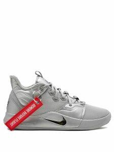 Nike PG3 NASA sneakers - Silver