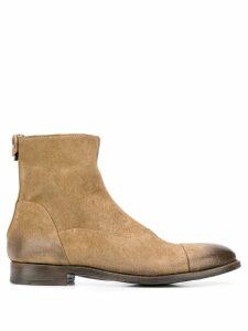 Alberto Fasciani Yago ankle boots - Brown