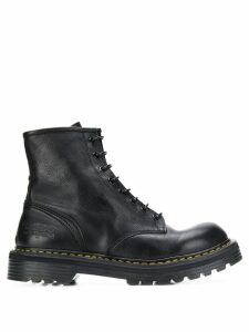 Premiata Lex Goodyear boots - Black