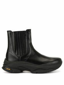 Wooyoungmi Vibram chunky ankle boots - Black
