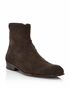 John Varvatos Star Usa Men's Seagher Zip Boots