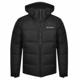 Columbia Pike Lake Hooded Logo Jacket Black