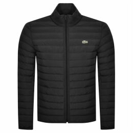 Lacoste Full Zip Jacket Black