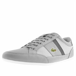 Lacoste Chaymon Trainers Grey