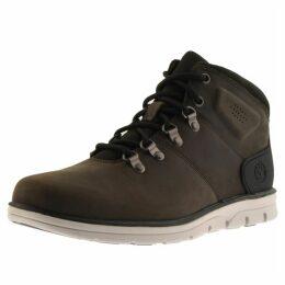 Timberland Bradstreet Mid Hiker Boots Grey
