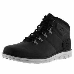 Timberland Bradstreet Mid Hiker Boots Black