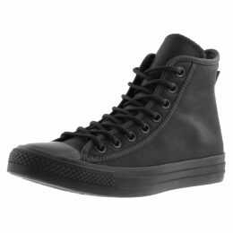 Converse All Star Hi Top Trainers Black