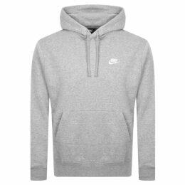 Nike Club Hoodie Grey