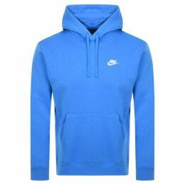 Nike Club Hoodie Blue