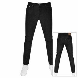 Versace Collection Slim Fit Jeans Black