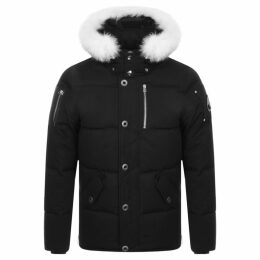Moose Knuckles Ballistic Jacket Black
