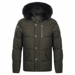 Moose Knuckles 3Q Jacket Green