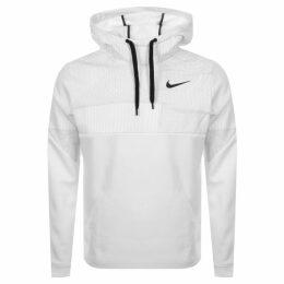 Nike Training Thermal Hoodie White