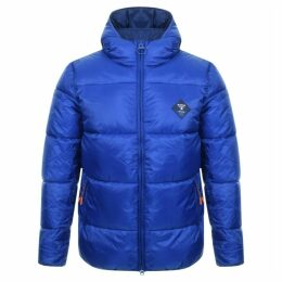 Barbour Beacon Ross Quilted Jacket Blue