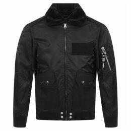 Diesel W Slotkin Jacket Black