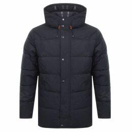 Barbour Beeston Quilted Jacket Black