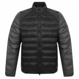Barbour Brocken Quilted Jacket Black