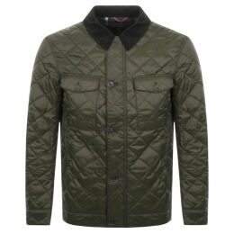 Barbour Maesbury Quilted Jacket Green