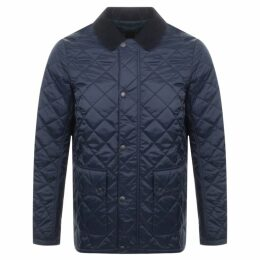 Barbour Diggle Quilted Jacket Navy