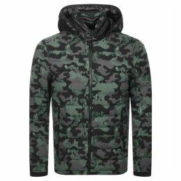 Moose Knuckles Camo Romieu Jacket Green