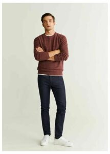 Skinny soft wash jeans