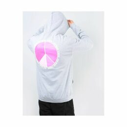 Route One Vibes Pullover Hoodie - Heather Grey (S)