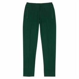 Stella McCartney Green Cotton Sweatpants