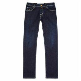 Jacob Cohën Indigo Skinny Jeans