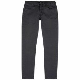 Neuw Lou Navy Slim-leg Jeans