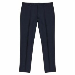 J.Lindeberg Grant Navy Slim-leg Stretch-twill Trousers