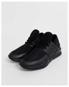 Loyalty and Faith trainer in black
