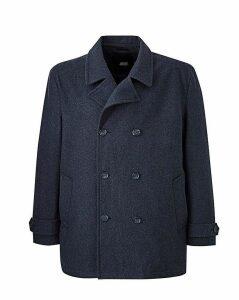 Charcoal Pea Coat
