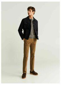 Slim fit chino premium trousers