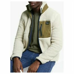 Penfield Mattawa Fleece, Tan