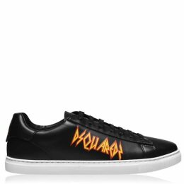 DSquared2 Rock Trainers