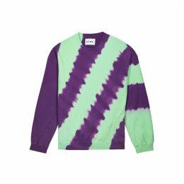 Noma T.D Tie-dyed Cotton Sweatshirt
