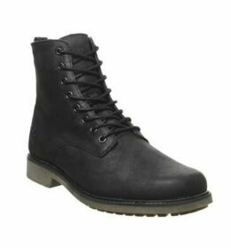 Timberland Lux Lace Up Boot NEW BLACK