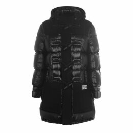 Burberry Duffle Quilted Jacket