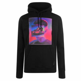Marcelo Burlon Bumper Hooded Sweatshirt