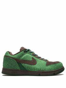 Nike Zoom Air Angus sneakers - Green