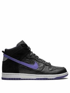 Nike Dunk High stussy sneakers - Black