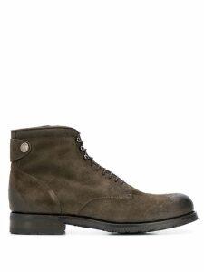 Alberto Fasciani Yago boots - Brown
