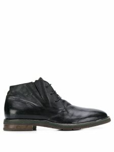 Moma Montechiodo shoes - Black