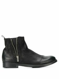Officine Creative Hive ankle boots - Black