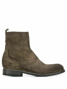Pantanetti ankle slip-on boots - Grey