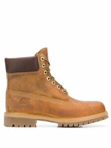 Timberland ankle lace-up boots - Brown