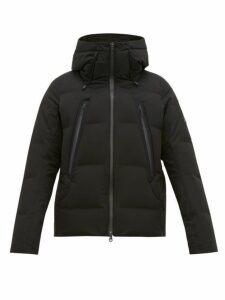 Descente Allterrain - Mountaineer Hooded Down Filled Jacket - Mens - Black