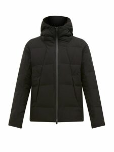 Descente Allterrain - Shuttle Hooded Down Filled Jacket - Mens - Black